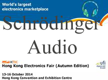 HKTDC Hong Kong Electronices Fair (Autumn Edition 2014)/香港貿易發展局2014年秋季電子展