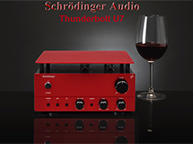 Thunderbolt U7 Vacuum Tube Phono Amplifier